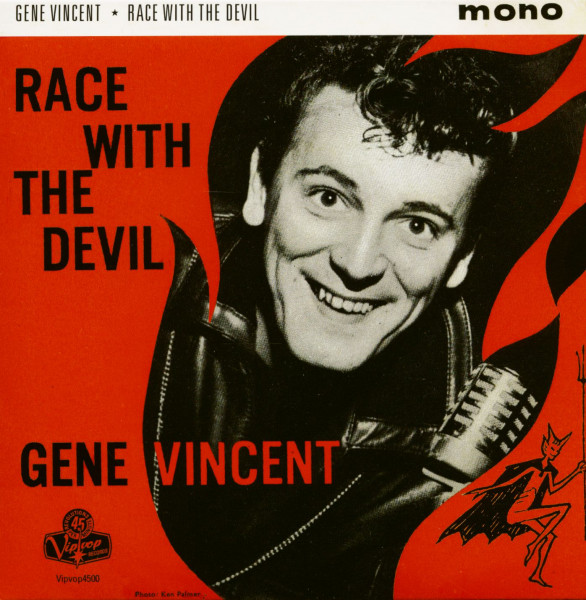 Race With The Devil (7inch, EP, SC, 45rpm, Ltd.)