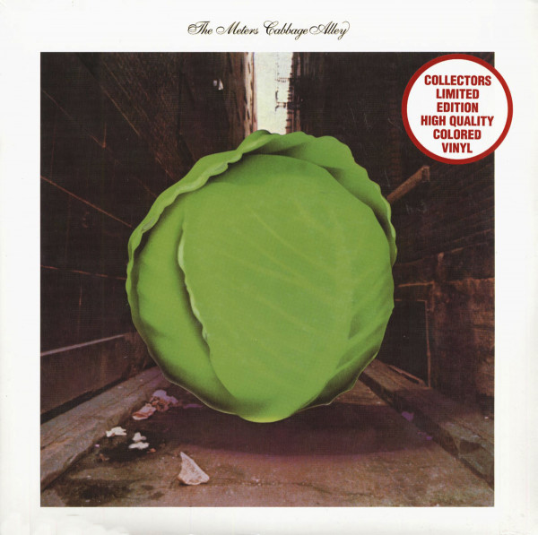 Cabbage Alley (limited edition - colored vinyl)