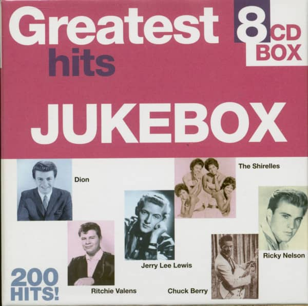 Greatest Hits Jukebox (8-CD)