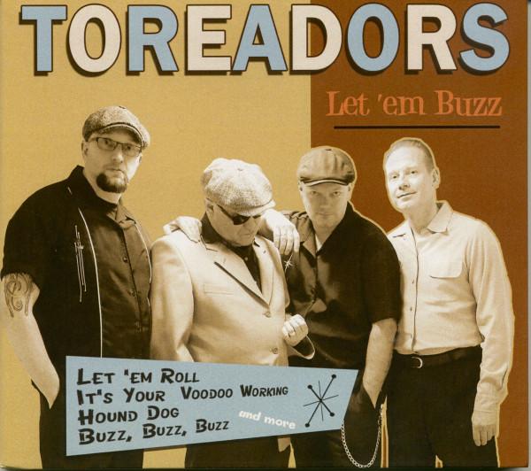 Let 'em Buzz (CD)