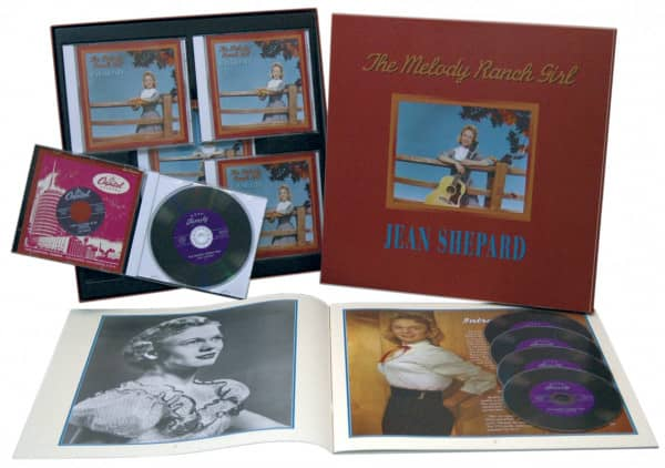 The Melody Ranch Girl (5-CD Deluxe Box Set)