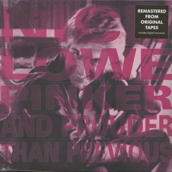 Pinker And Prouder Than Previous (LP)