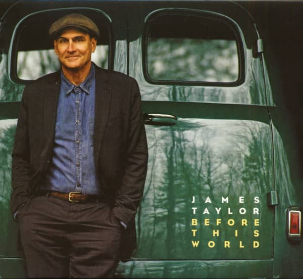Before This World (CD)