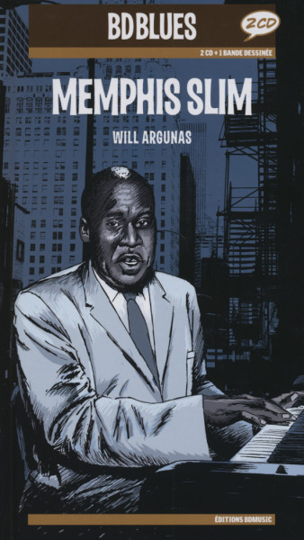 Memphis Slim (2-CD)