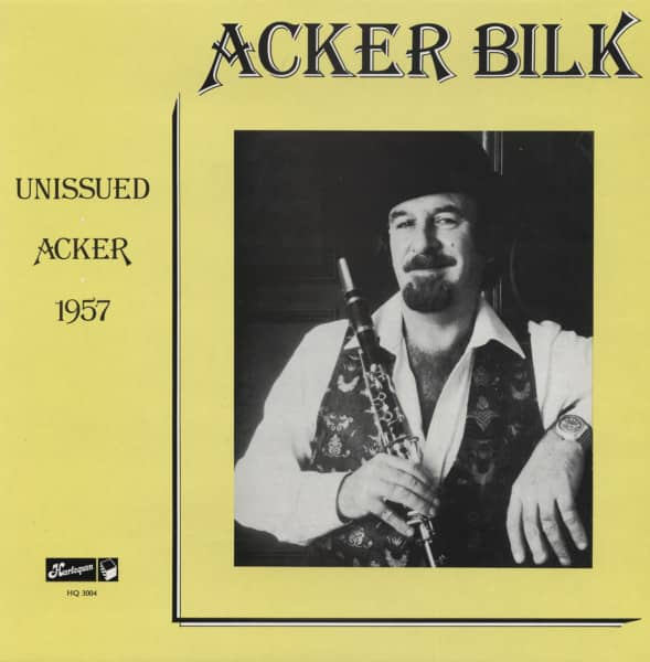 Unissued Acker 1957