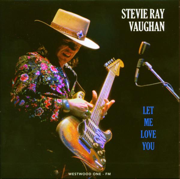 Let Me Love You - Live, Albuquerque 1989 (CD)