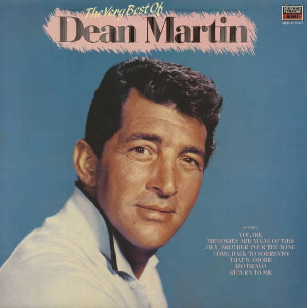 The Very Best Of Dean Martin (LP)