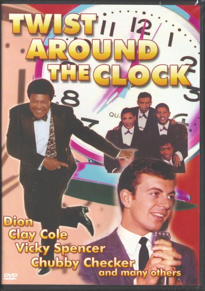 Twist Around The Clock - USA 1961 (DVD)