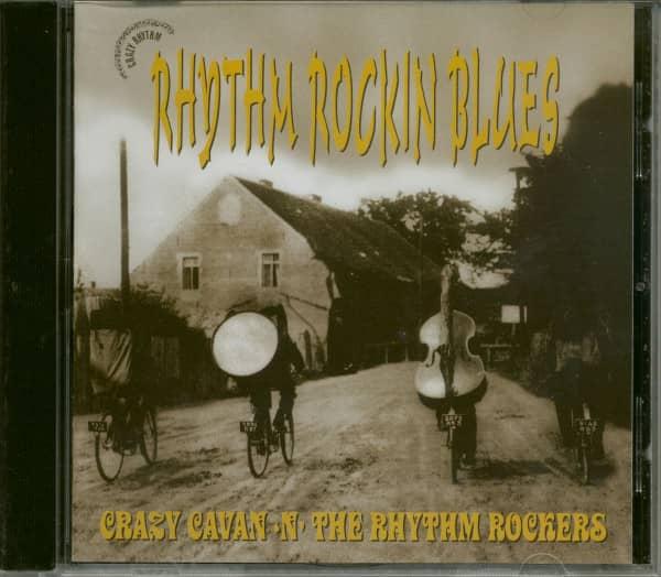 Rhythm Rockin Blues (CD, featuring Linda Gail Lewis)