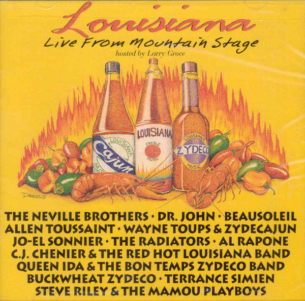 Louisianna - Live From Mountain Stage