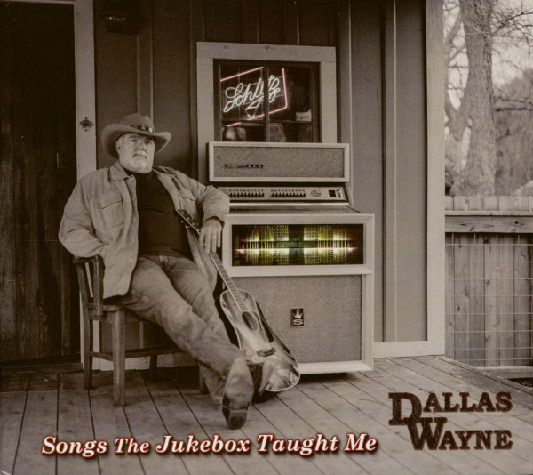 Songs The Jukebox Thought Me (CD)