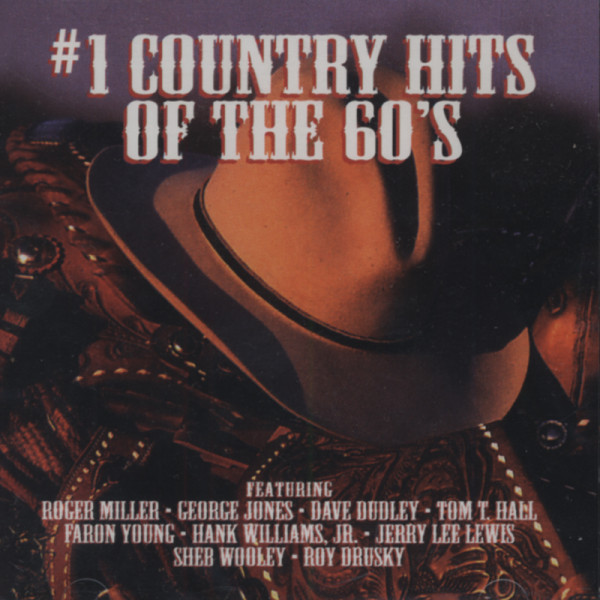 #1 Country Hits Of The 60's