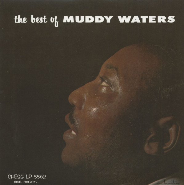 The Best Of Muddy Waters (LP)