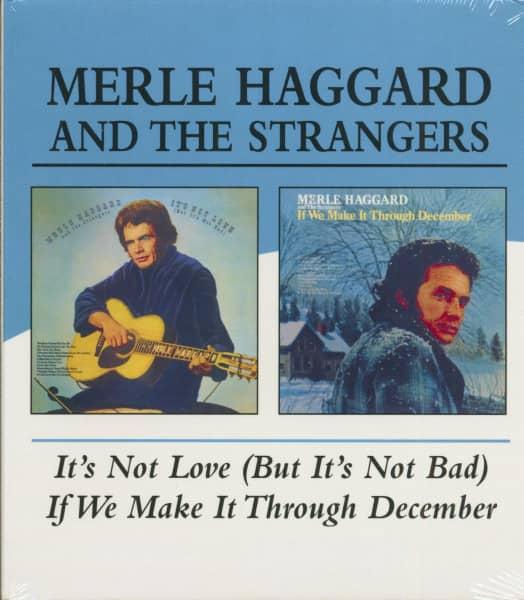 It's Not Love (But It's Not Bad) - If We Make It Through December (CD)