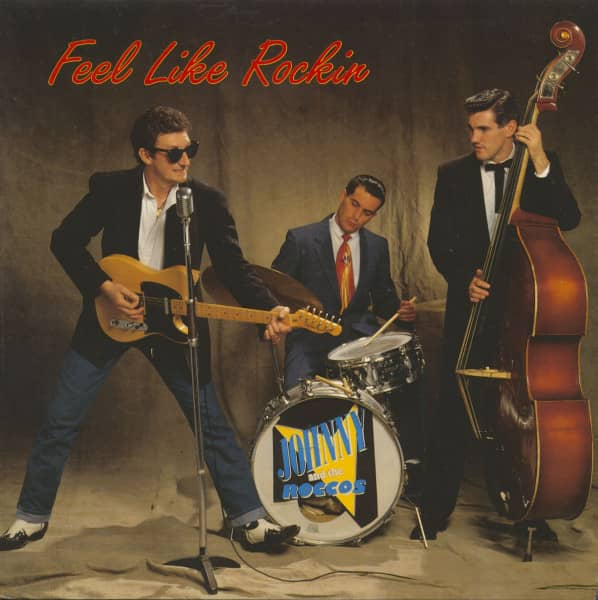 Feel Like Rockin' (LP)