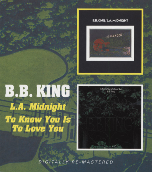 To Know You Is To Love You (2-CD)