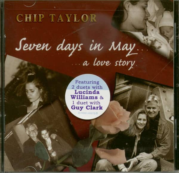 Seven Days In May - A Love Story (CD)