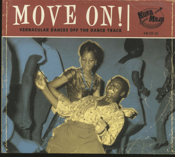 Move On! (CD)
