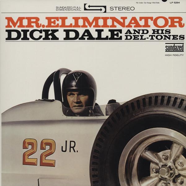 Mr. Eliminator (1964) - 180g Vinyl