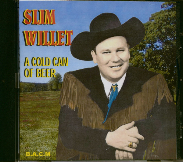 A Cold Can Of Beer (CD)