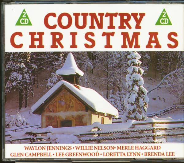 A Country Christmas (2-CD)