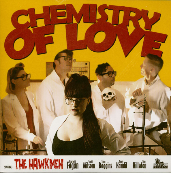 Chemistry Of Love - Love Is Blind (7inch, 45rpm, PS, SC)