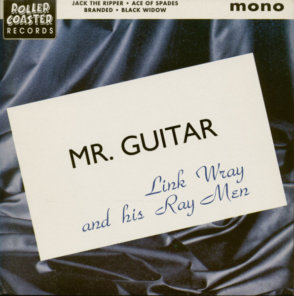 Mr. Guitar (7inch EP, 454rpm, PS, BC)