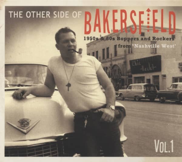 Vol.1, (CD) 1950's & 60's Boppers and Rockers from 'Nashville West'