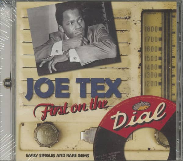First On The Dial - Early Singles & Rare Gems (CD)