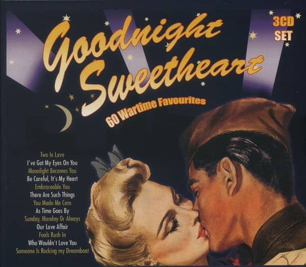 Goodnight Sweetheart - 60 Wartime Favourites (3-CD)