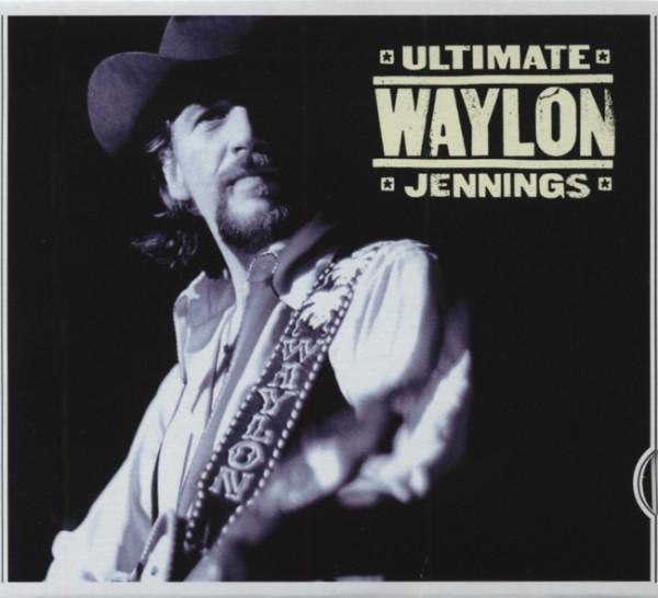 Ultimate Waylon Jennings (2008) US Ecopac