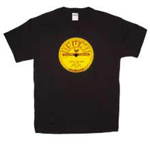 Walk The Line (XL) Black - Sun Logo