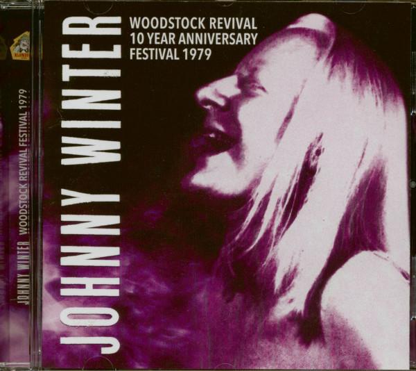 Woodstock Revival - 10 Year Anniversary Festival 1979 (CD)