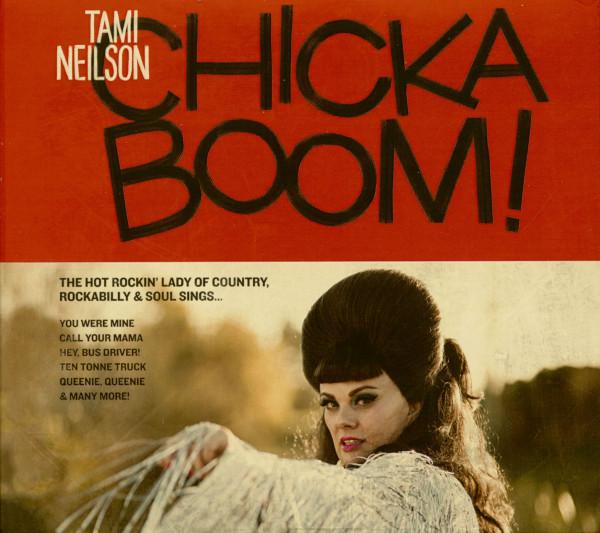 Chicka Boom! (CD)