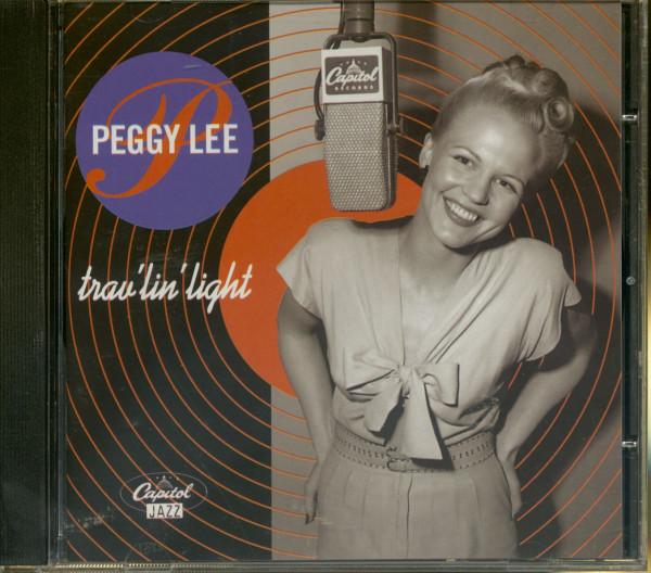 Trav'lin' Light (CD)