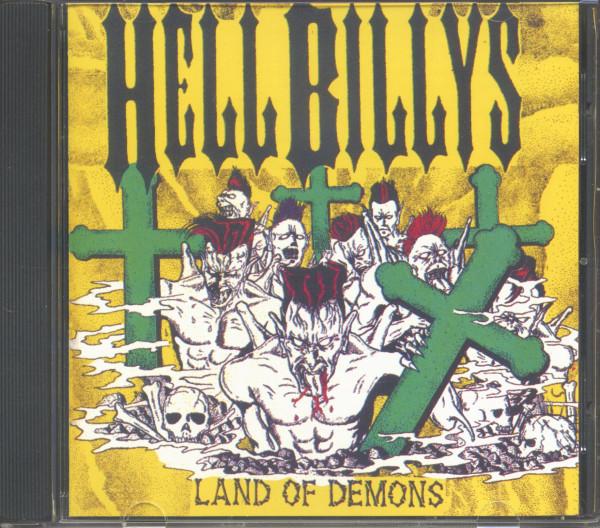 Land Of Demons (CD)