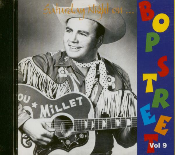 Saturday Night On Bop Street Vol.9 (CD)