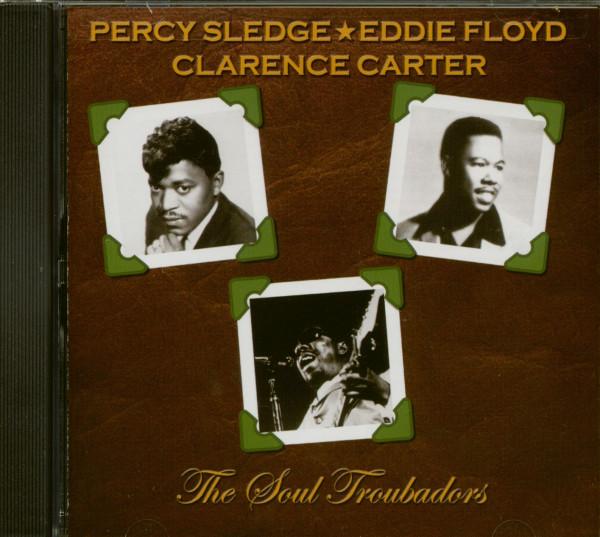 The Soul Troubadours (CD)