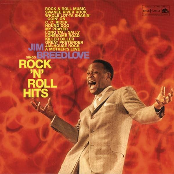 Jim Breedlove Sings Rock & Roll (LP)