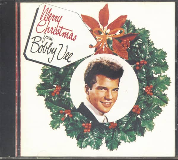 Merry Christmas From Bobby Vee...plus (CD, US)