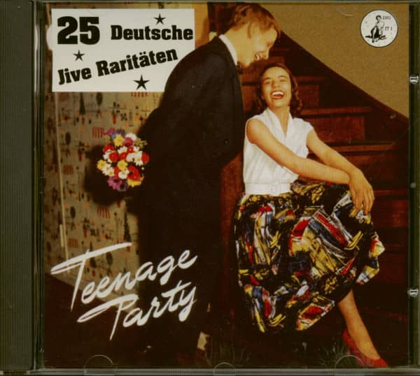 Teenage Party - Deutsche Jive Raritäten (CD)