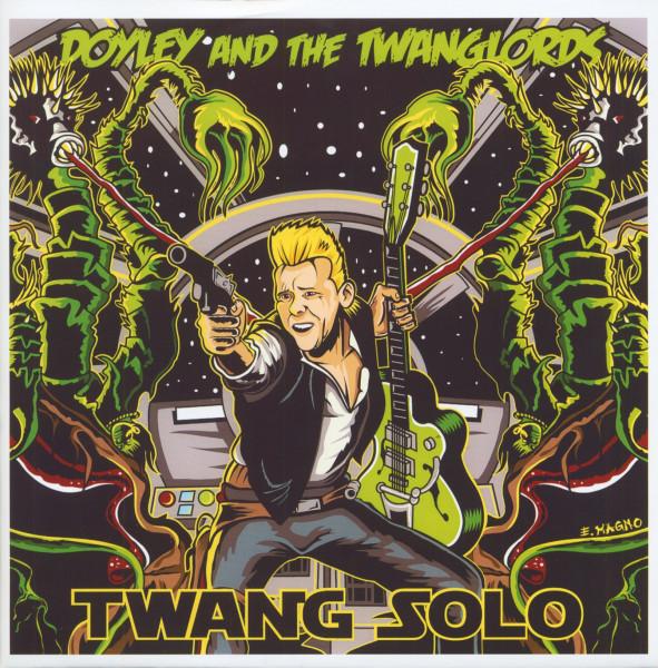 Twang Solo (LP, Ltd.)