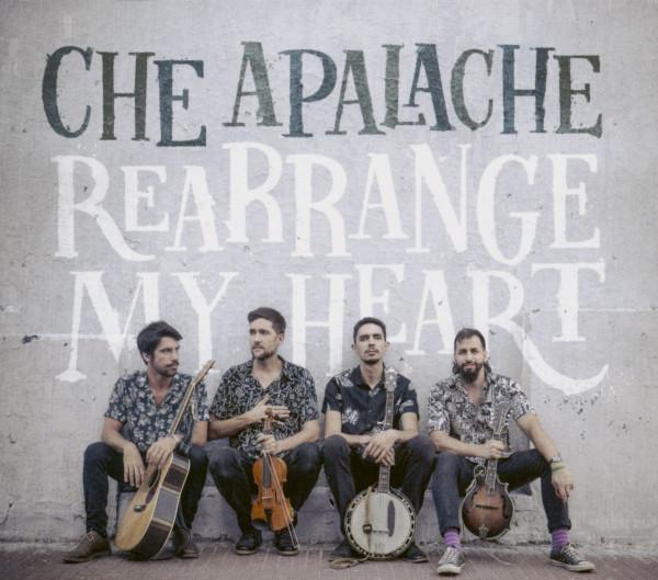Rearrange My Heart (CD)