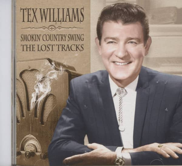 Smokin' Country Swing - The Lost Tracks (CD)