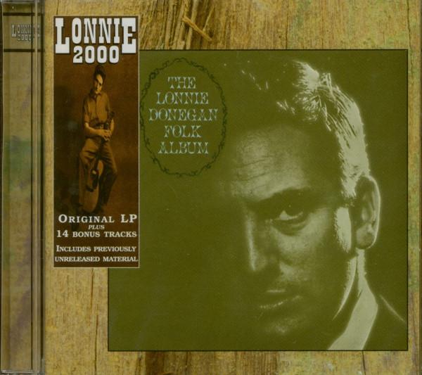 The Folk Album...plus (CD)