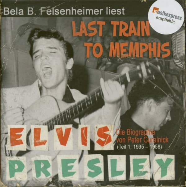 Last Train To Memphis (12-CD) Bela B.