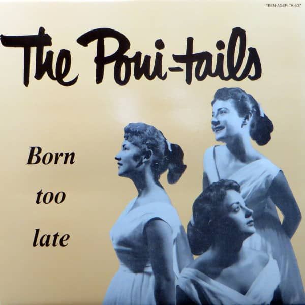 Born Too Late (LP)