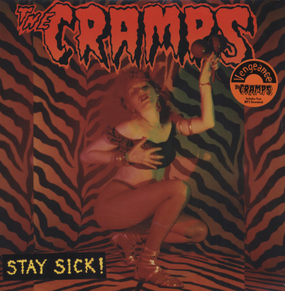 Stay Sick (includes MP3 Download)