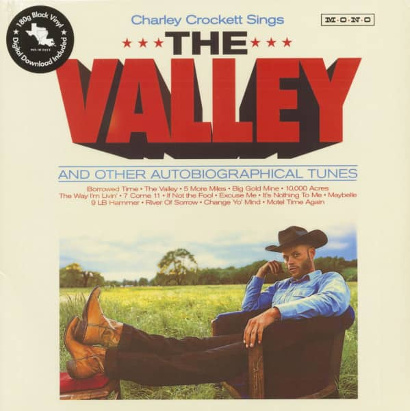 The Valley (LP, 180g Vinyl & Download)