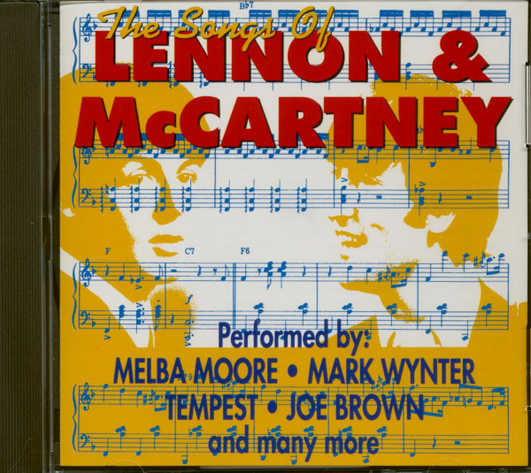 The Songs Of Lennon & McCartney (CD)